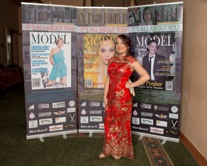 Red Carpet Gala Maurianne Montes Solo Pic